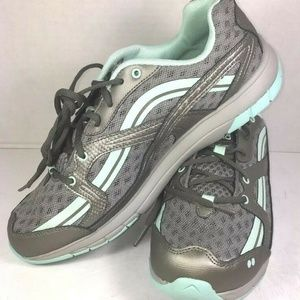 RYKA SMT STANCE Grey/Mint Cross Trainer Shoe US 11
